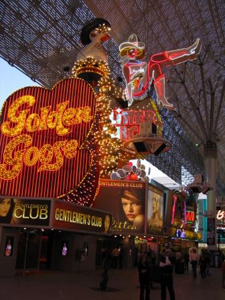 The Golden Goose in Las Vegas